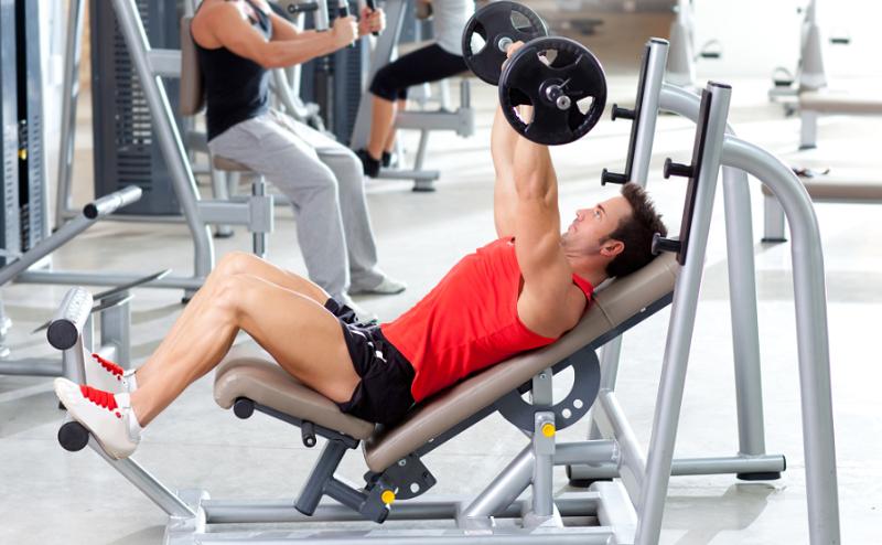 Les exercices musculation des pectoraux